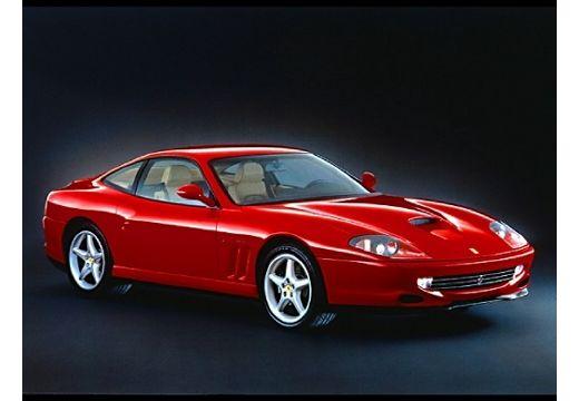 FERRARI 550 Coupe