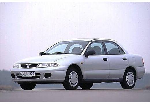 MITSUBISHI Carisma 1800 GDI LS Sedan I 1.9 125KM (benzyna)