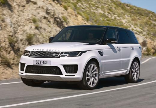 LAND ROVER Range Rover kombi przedni lewy