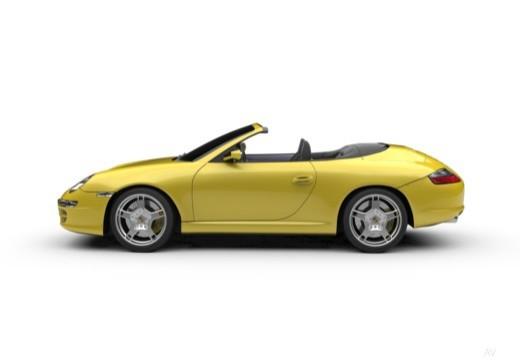 PORSCHE 911 Cabrio 997 kabriolet boczny lewy