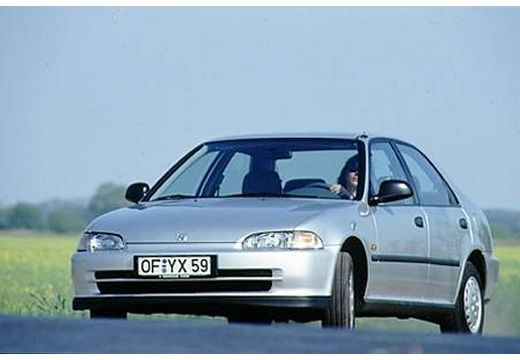 HONDA Civic sedan silver grey przedni lewy