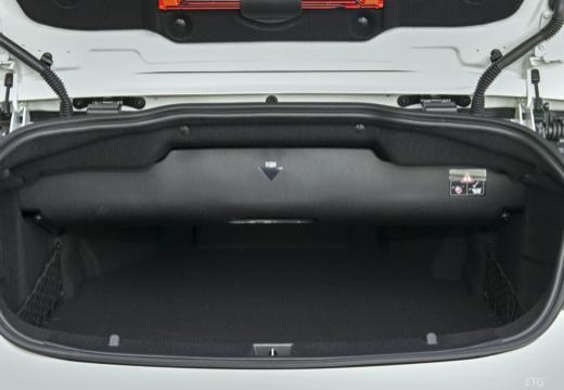 MERCEDES-BENZ Klasa E Cabrio A 207 II kabriolet przestrzeń załadunkowa