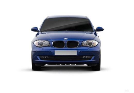 BMW Seria 1 E87 II hatchback przedni