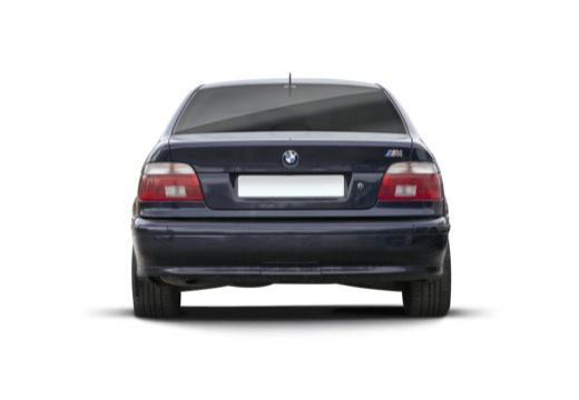 BMW Seria 5 sedan tylny