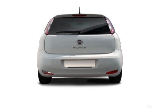 FIAT Punto II hatchback tylny