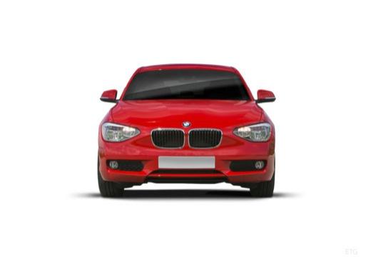 BMW Seria 1 F20 I hatchback przedni