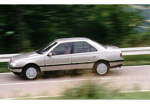 PEUGEOT 405 Sedan I