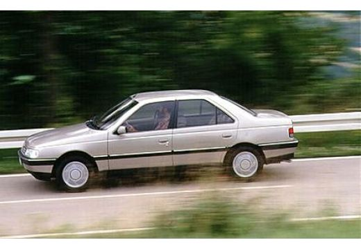 PEUGEOT 405 1.6 GR Sedan I 92KM (benzyna)