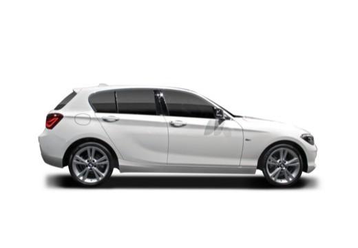 BMW Seria 1 F20 III hatchback boczny prawy