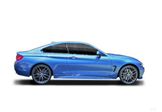 BMW Seria 4 F32/F82 20 coupe boczny prawy