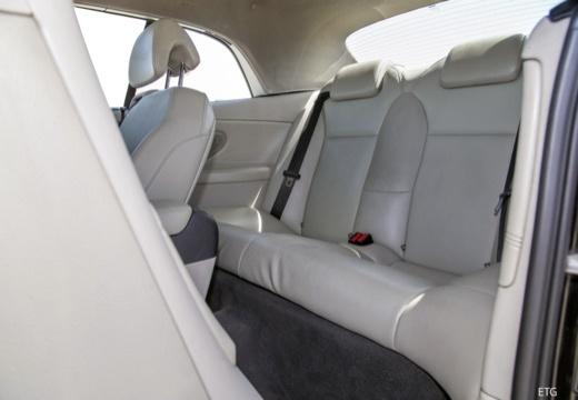 SAAB 9-3 Cabriolet III kabriolet czarny wnętrze