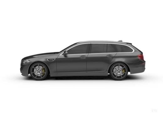 BMW Seria 5 Touring F11 II kombi boczny lewy