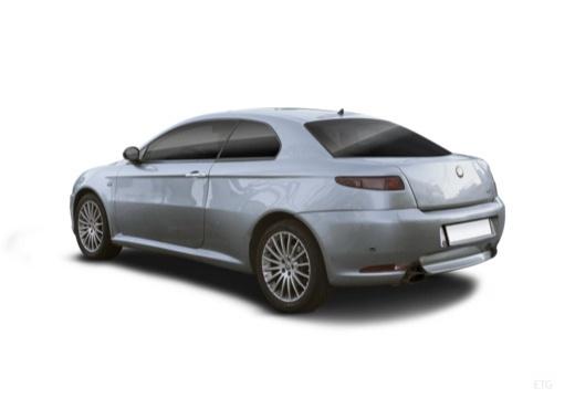 ALFA ROMEO GT coupe tylny lewy