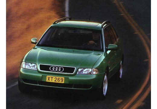 AUDI A4 kombi przedni lewy