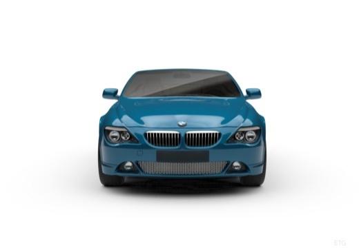 BMW Seria 6 Cabriolet E64 I kabriolet przedni