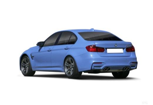 BMW Seria 3 F30 sedan tylny lewy