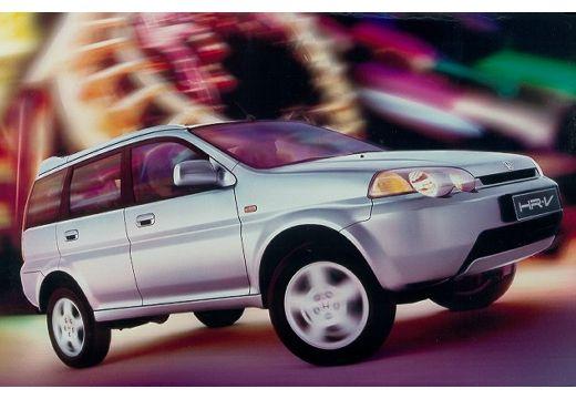 HONDA HR-V kombi silver grey przedni prawy