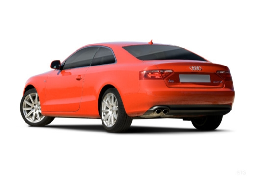 AUDI A5 I coupe tylny lewy