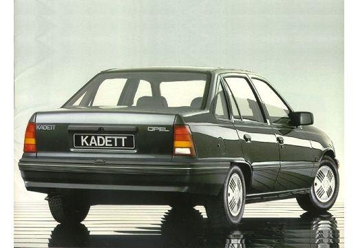 OPEL Kadett E 1.4 LS Sedan 75KM (benzyna)