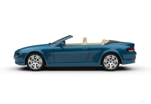 BMW Seria 6 Cabriolet E64 I kabriolet boczny lewy