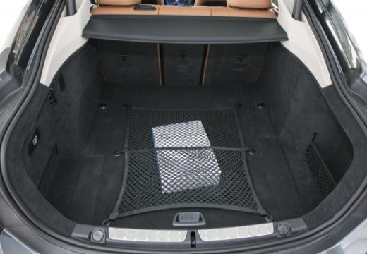 BMW Seria 4 Gran Coupe F36 I hatchback przestrzeń załadunkowa