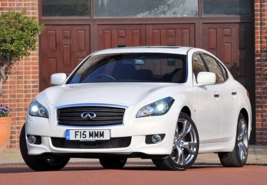 INFINITI M35h GT Premium Sedan I 3.5 306KM (benzyna elektryczny)
