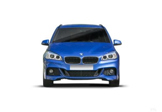 BMW Seria 2 kombi przedni