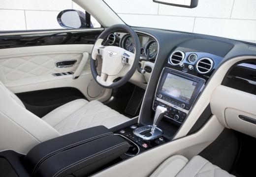 BENTLEY Continental sedan