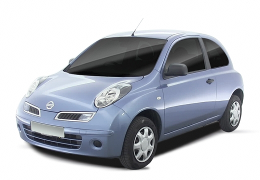 NISSAN Micra VI hatchback niebieski jasny