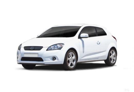 KIA Ceed Proceed III hatchback przedni lewy