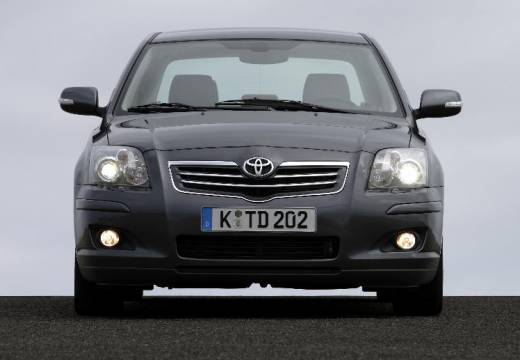 Toyota Avensis 2.0 VVT-i Sol Hatchback Liftback IV 147KM (benzyna)