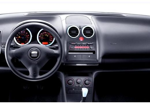 SEAT Arosa II hatchback tablica rozdzielcza