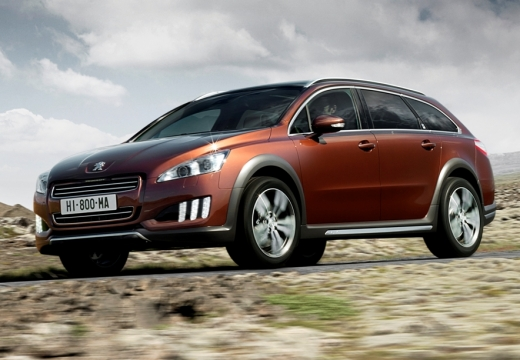 peugeot 508 rxh 2 0 hdi hybrid4 kombi sw i 163km 2012. Black Bedroom Furniture Sets. Home Design Ideas