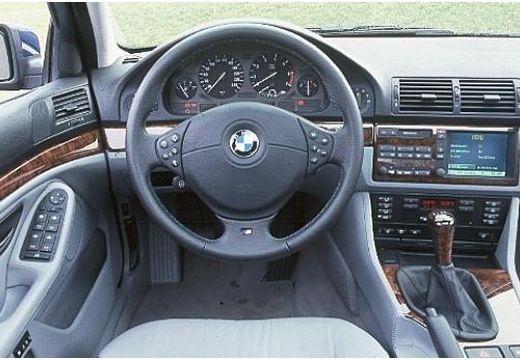 BMW Seria 5 Touring E39/4 kombi tablica rozdzielcza