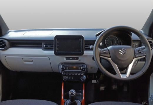 SUZUKI Ignis III hatchback tablica rozdzielcza