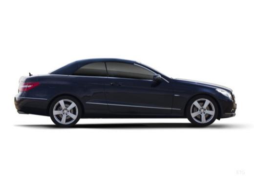 MERCEDES-BENZ Klasa E Cabrio A 207 I kabriolet boczny prawy