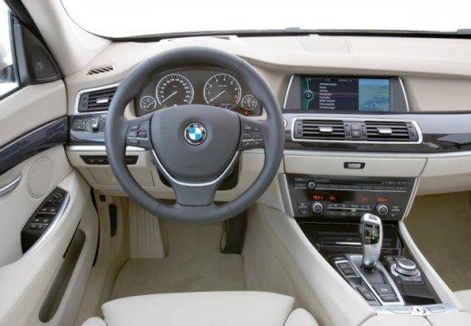 BMW Seria 5 Gran Turismo F07 I hatchback tablica rozdzielcza