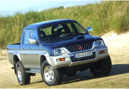 MITSUBISHI L200 2.5 TD Liberty Pickup I 133KM (diesel)