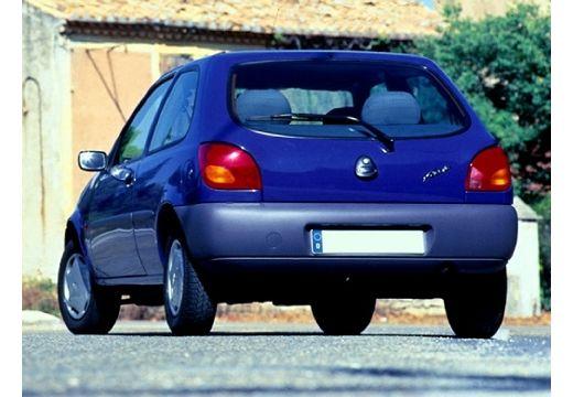 FORD Fiesta III hatchback niebieski jasny tylny lewy