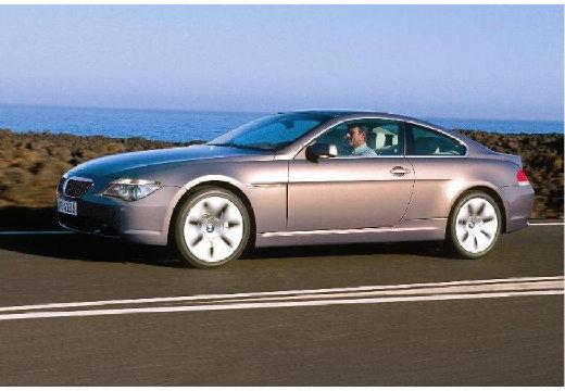 BMW 645 Ci Coupe E63 I 4.4 333KM (benzyna)