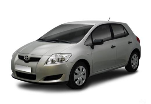 Toyota Auris I hatchback przedni lewy