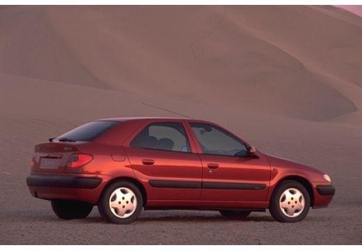 CITROEN Xsara hatchback tylny prawy
