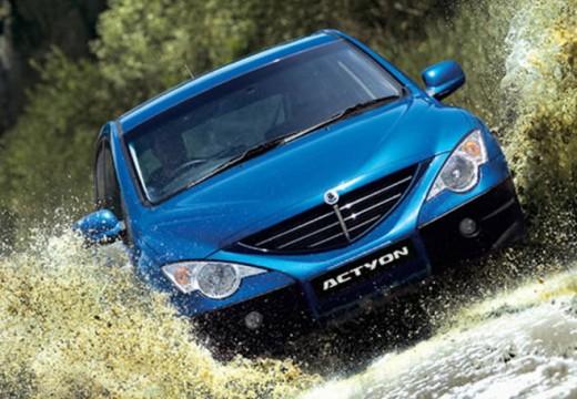 SSANG YONG Actyon 200 Xdi Elite aut Hatchback I 2.0 141KM (diesel)