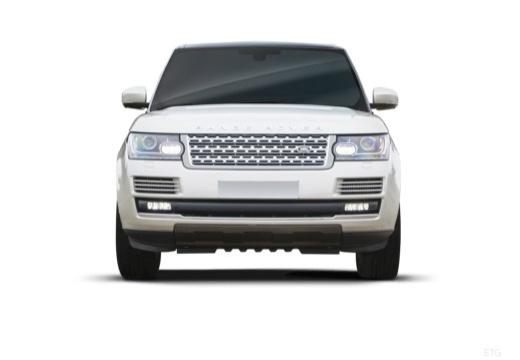 LAND ROVER Range Rover VI kombi biały przedni