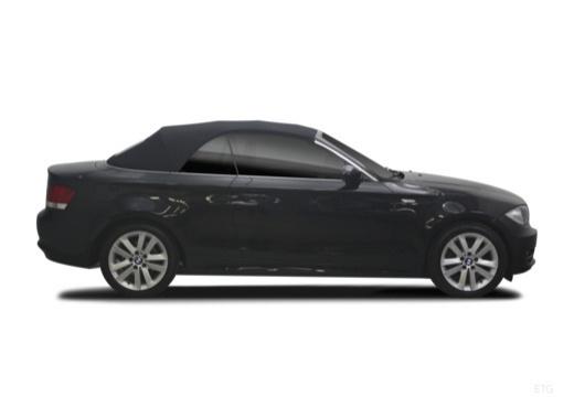 BMW Seria 1 Cabrio E88 I kabriolet boczny prawy