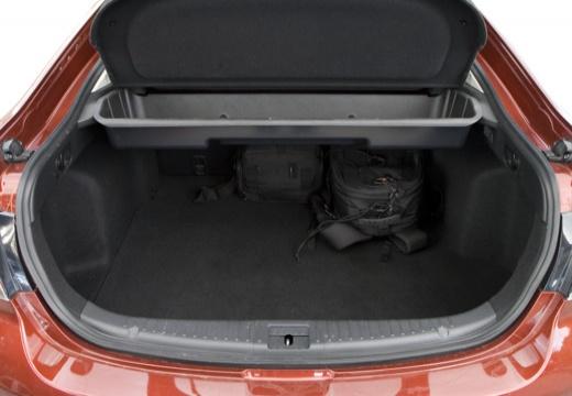 MAZDA 6 III hatchback przestrzeń załadunkowa