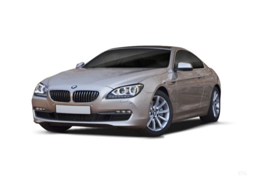 BMW Seria 6 F13 I coupe