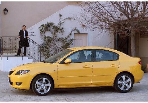 MAZDA 3 2.3 16V s aut Sedan I 160KM (benzyna)