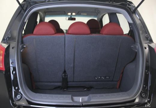 MITSUBISHI Colt V hatchback przestrzeń załadunkowa