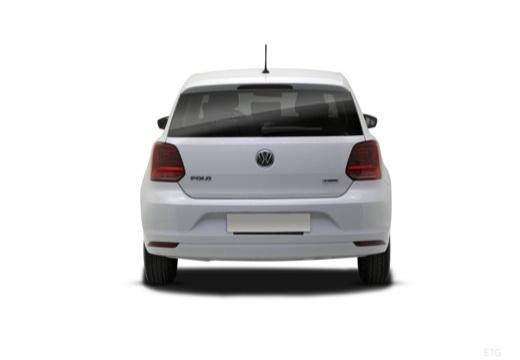 VOLKSWAGEN Polo V II hatchback tylny